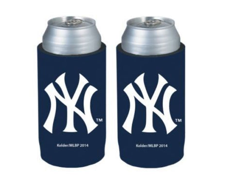 New York Yankees Official MLB Ultra Slim Can Drink Beer Holder