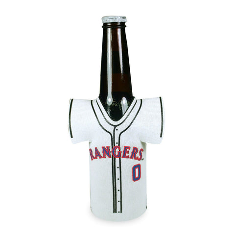 Texas Rangers Official MLB  Bottle Jersey Cooler