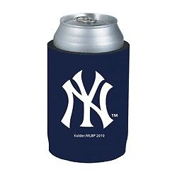 New York Yankees Official MLB Beer Can Collapsible Holder Neoprene Cooler