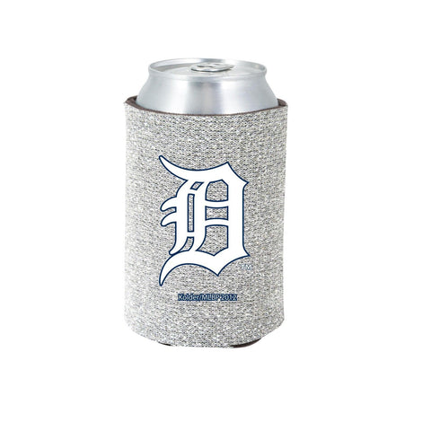 Detroit Tigers Official MLB Glitter Can Collapsable Beer Holders