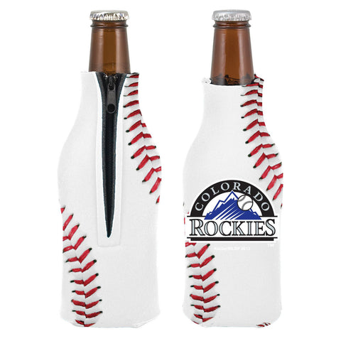 Colorado Rockies Official MLB Baseball Coolie Bottle