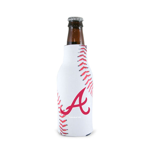 Atlanta Braves Official MLB Baseball Coolie Bottle