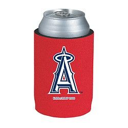 Los Angeles Angels Official MLB Beer Can Collapsible Holder Neoprene Cooler