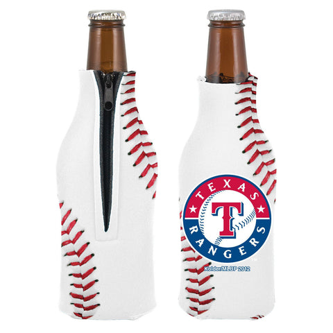 Texas Rangers Official MLB Baseball Coolie Bottle