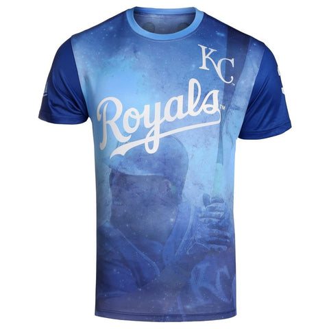 Kansas City Royals E. Hosmer Official MLB Watermark Player Tee T-Shirt