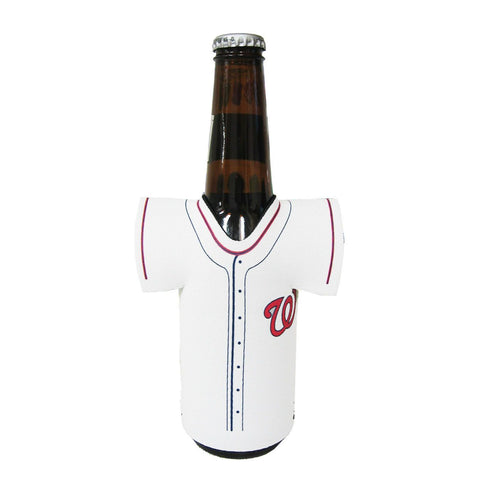 Washington Nationals Official MLB  Bottle Jersey Cooler