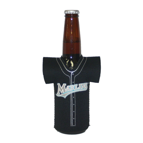Miami Marlins Official MLB  Bottle Jersey Cooler