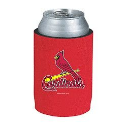 St Louis Cardinals Official MLB Beer Can Collapsible Holder Neoprene Cooler