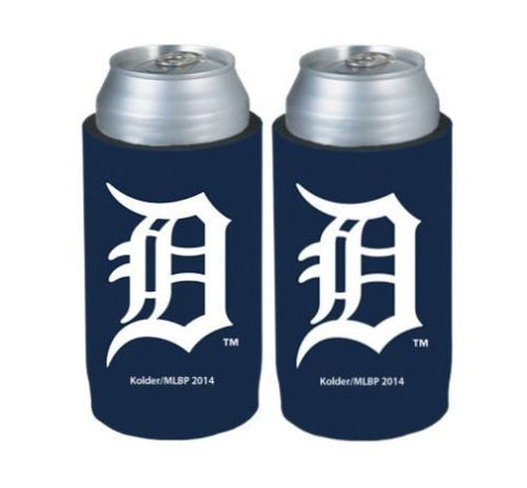 Detroit Tigers Official MLB Ultra Slim Can Drink Beer Holder