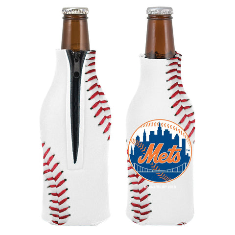 New York Mets Official MLB Baseball Coolie Bottle