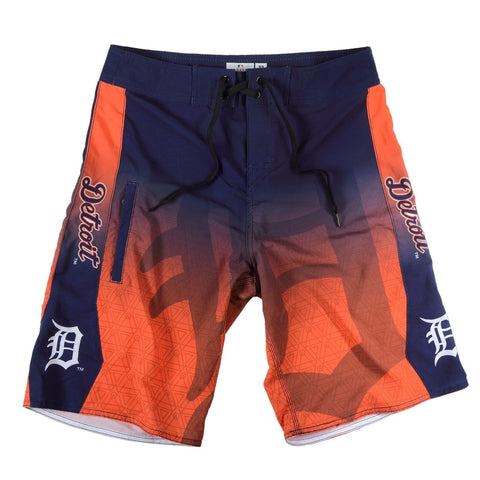 Detroit Tigers Official MLB Boardshorts Swimsuit