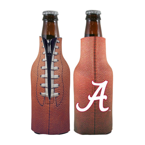 Alabama Crimson Tide NCAA Pigskin Bottle Coolie Cooler