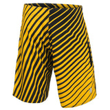Pittsburgh Steelers Official NFL Poly Stripes Swimsuit Boardshorts
