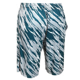 Philadelphia Eagles Official NFL Team Logo Polyester Repeat Print Training Shorts