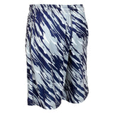 New York Yankees Official MLB Team Logo Polyester Repeat Print Training Shorts