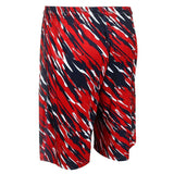 Houston Texans Official NFL Team Logo Polyester Repeat Print Training Shorts