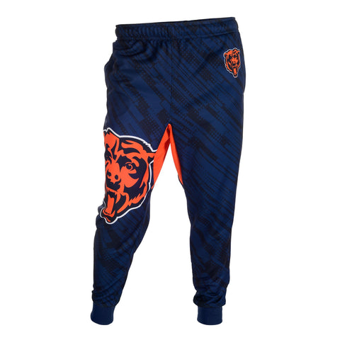 Chicago Bears Official NFL Men's Jogger Pants