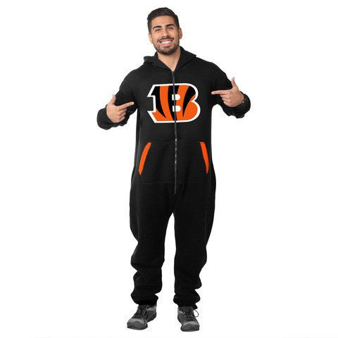 Cincinnati Bengals Official NFL Sweatsuit
