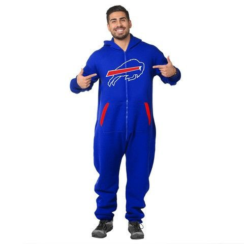 Buffalo Bills Official NFL Blue Sweatsuit