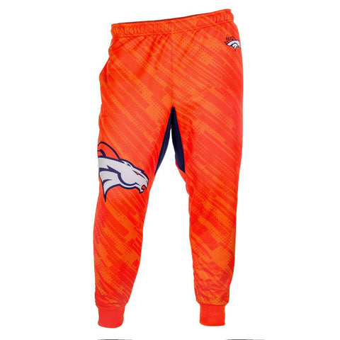Denver Broncos Official NFL Men's Jogger Pants