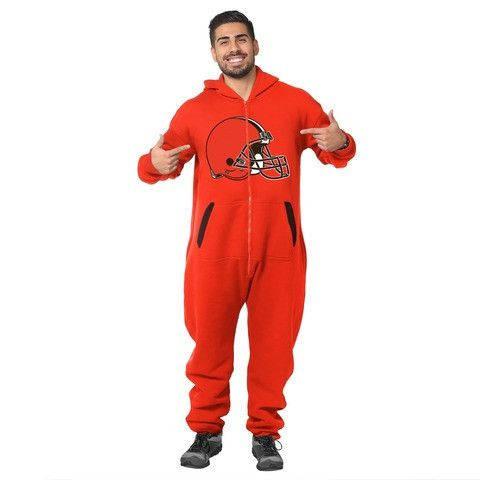 Cleveland Browns Official NFL Sweatsuit