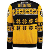 Boston Bruins Official Men's NHL Big Logo Sweater