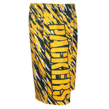 Green Bay Packers Official NFL Team Logo Polyester Repeat Print Training Shorts
