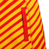 Kansas City Chiefs Official NFL Poly Stripes Swimsuit Boardshorts