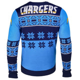 San Diego Chargers Official Men's NFL Big Logo Sweater