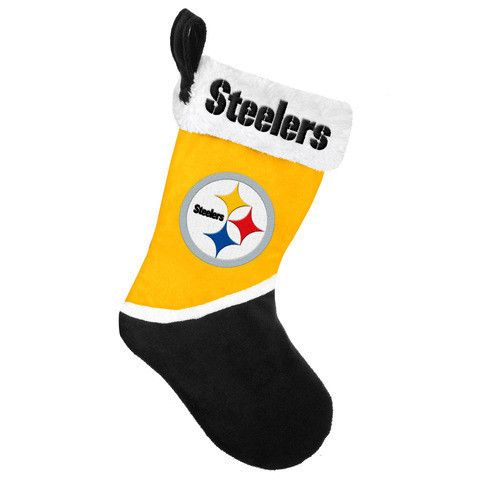 Pittsburgh Steelers NFL Official 2015 Holiday Stocking