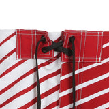 Arizona Cardinals Official NFL Poly Stripes Swimsuit Boardshorts