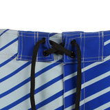 Los Angeles Dodgers Official MLB Poly Stripes Swimsuit Boardshorts