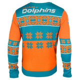 Miami Dolphins Official Men's NFL Big Logo Sweater