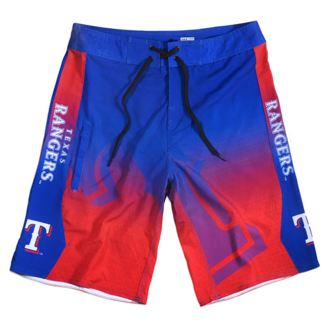 Texas Rangers Official MLB Boardshorts Swimsuit