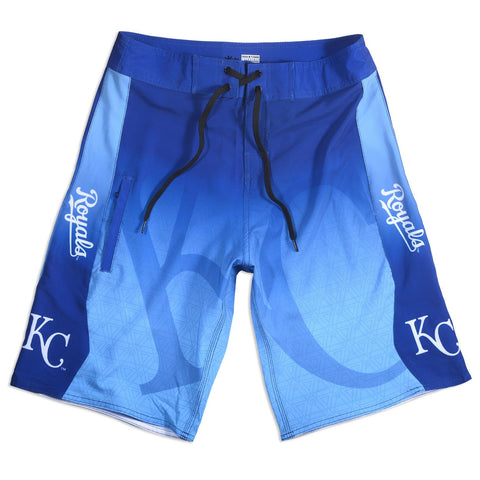 Kansas City Royals Official MLB Boardshorts Swimsuit
