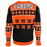 Philadelphia Flyers Official Men's NHL Big Logo Sweater By Klew