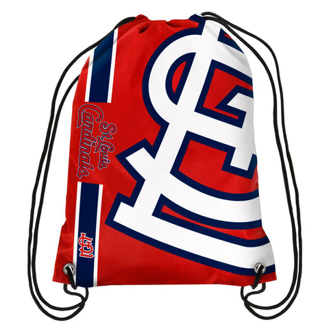 St Louis Cardinals MLB  2015  Drawstring Backpack