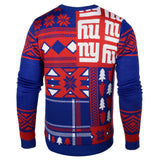"New York Giants Official Men's NFL ""ugly Sweater"" By Klew"