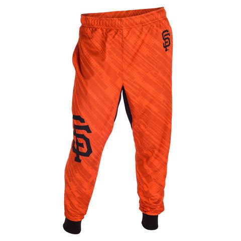 San Francisco Giants Official MLB Men's Jogger Pants