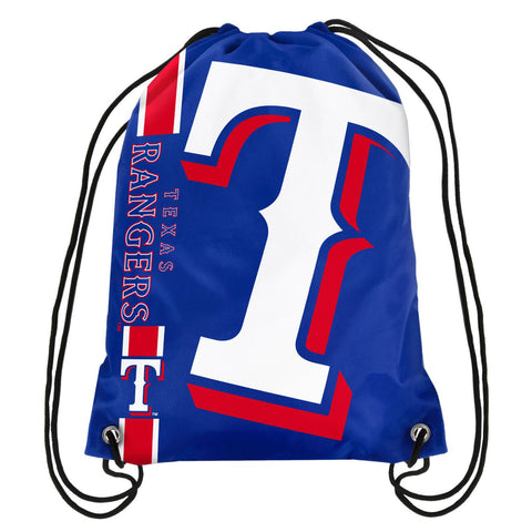 Texas Rangers MLB  2015  Drawstring Backpack