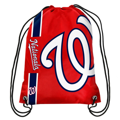 Washington Nationals MLB  2015  Drawstring Backpack