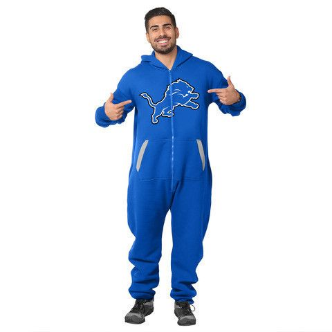 Detroit Lions Official NFL Sweatsuit