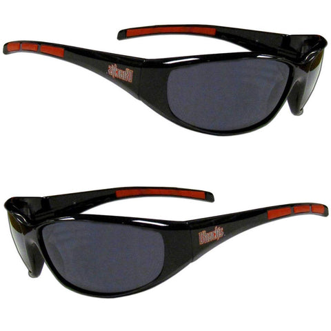 Arizona Diamondbacks Men's Official MLB 3 Dot Sports Wrap Sunglasses