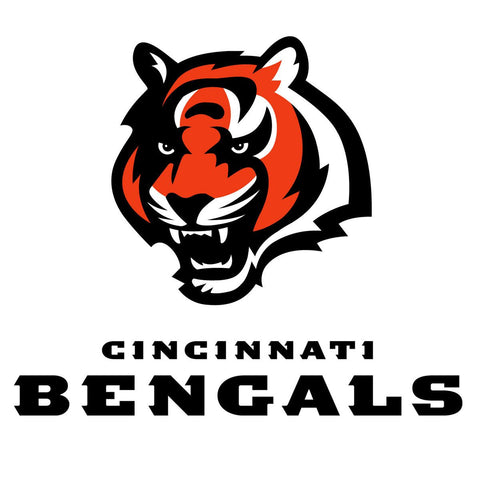 Cincinnati Bengals Official NFL Resin Logo Ornament