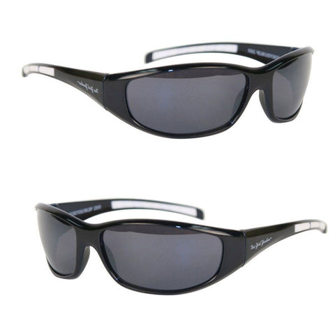 New York Yankees Men's Official MLB 3 Dot Sports Wrap Sunglasses