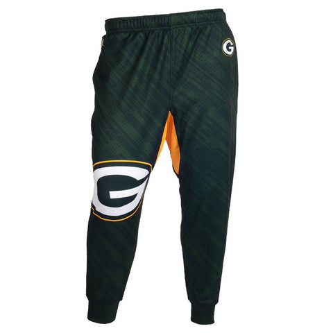 Green Bay Packers Official NFL Men's Jogger Pants