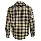 Pittsburgh Penguins Wordmark Long Sleeve NHL Flannel Shirt By Klew