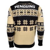 Pittsburgh Penguins Official Men's NHL Big Logo Sweater
