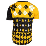 Pittsburgh Pirates MLB Baseball  Busy Block Ugly Tee T-Shirt