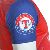 Texas Rangers Official MLB Pocket Tee